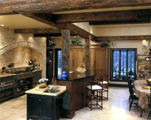 Rustic French Country Kitchen french country style archives - home remodel buddy